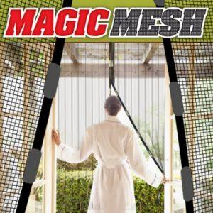 Magična mreža za vrata protiv insekata