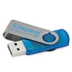 Kingston USB Data Traveler Flash memorija 16GB