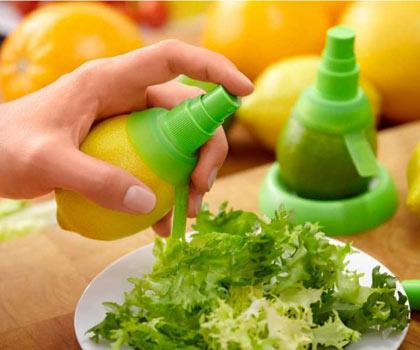 2 spreja za limunov sok