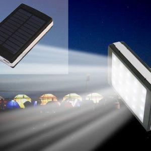 Solar Smart Power Bank 20.000mAh - Punjač mobilnih telefona i drugih uređaja