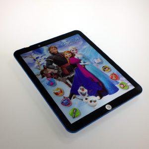 Edukativni 3D dečiji tablet FROZEN - Touch screen, snimanje, pesmice, priče