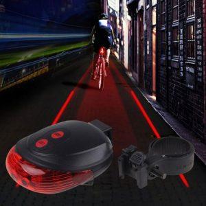 LED svetlo za bicikl sa laserom_325