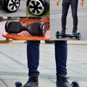 CRNI hoverboard - Smart Balance Wheel - Električni skejt/skuter 6inca - hoverbord_4