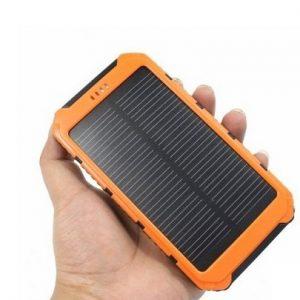 Solar Smart Power Bank 8800mAh - punjač mobilnih telefona i drugih uređaja