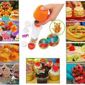 Set za aranžiranje voća i povrća - Pop Chef
