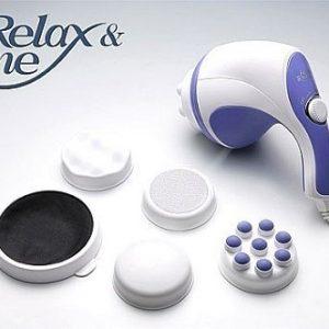 Relax & Tone - masažer za mršavljenje, celulit i relaksaciju