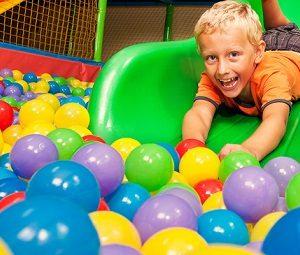 Šarene loptice za igru- plasticne loptice za igraonicu - 100 komada_244