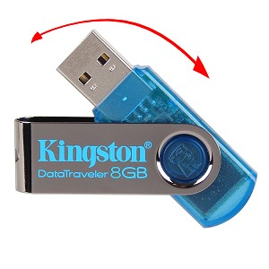 Kingston USB Data Traveler Flash memorija 2GB