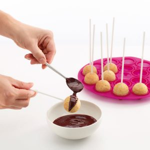 Cake Pops - Kalupi za pravljenje kolača/lizalica