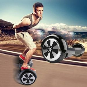 CRNI hoverboard - Smart Balance Wheel - Električni skejt/skuter 6inca - hoverbord_5