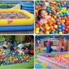 Šarene loptice za igru- plasticne loptice za igraonicu - 100 komada_243