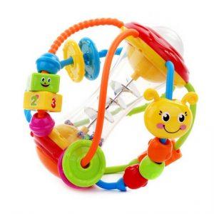 Edukativna igračka za bebe - Spiralna zvečka_32