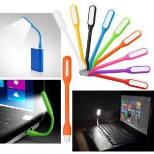 Prenosna USB fleksibilna LED lampa