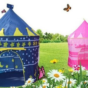 Palata dečiji šator - palace tent - šator za decu - 135cm x 105cm_234