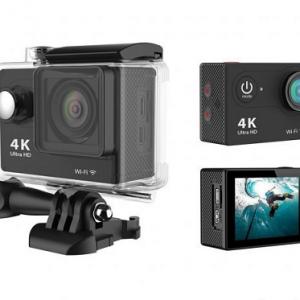4K UltraHD Akciona Kamera WiFi_126