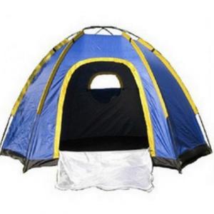 Šator za kampovanje, planinarenje izlet za 6 osoba_4