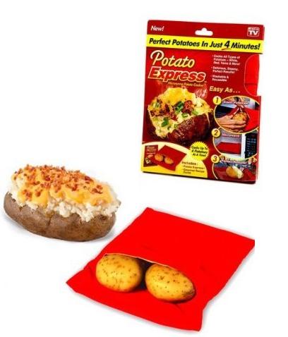 KROMPIRKO EXPRESS - Vrećica za pečenje krompira