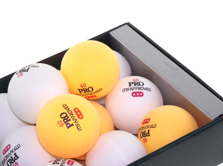 Profesionalne loptice za stoni tenis - 60 komada sd7