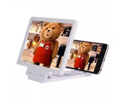 Uveličavajući ekran za mobilni telefon