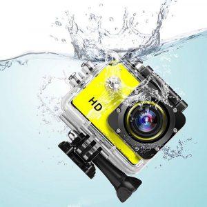 A7 HD Sportska vodootporna akciona kamera_5653