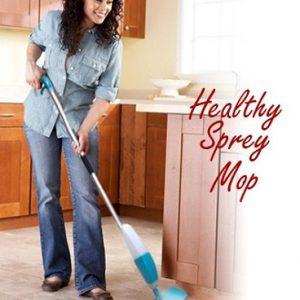 Spray Mop - Čistač podova sa sistemom prskalice