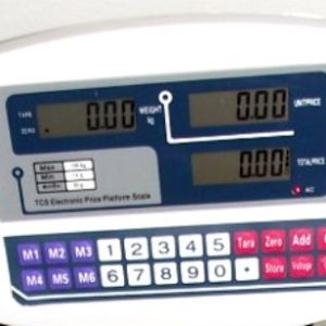 Digitalna vaga do 100kg sa automatskim obračunom_1