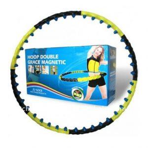 Hula Hoop Magnetic Ring - Obruč za masažu, vežbe i još mnogo toga