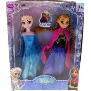 Frozen lutke - Elsa i Anna