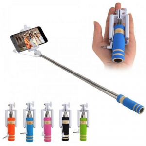 Mini selfie stick - veličine dlana