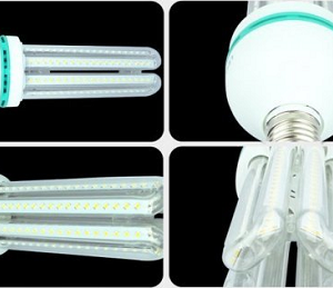 LED Sijalica E27 20W - Toplo Bela_2