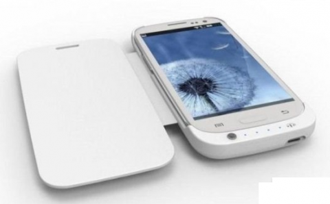 Power case za Samsung S3 - 3200mAh