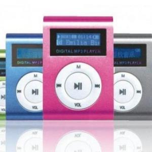Mini mp3 plejer sa LCD ekranom lij