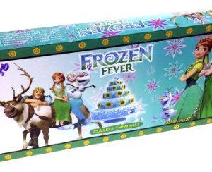 Frozen Fever - Set od 6 figurica