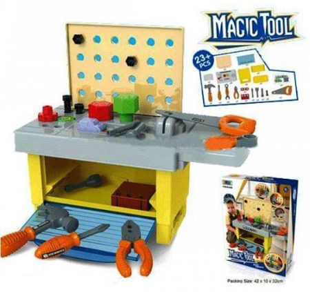 Magic Tool - SET majstorska radionica lk6