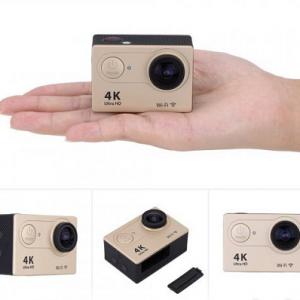 4K UltraHD Akciona Kamera WiFi m-2