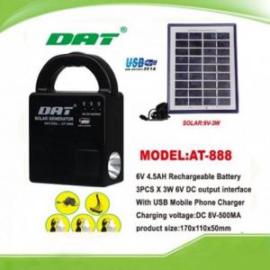 Prenosivi solarni energetski sistem sa panelom DAT AT-888_3