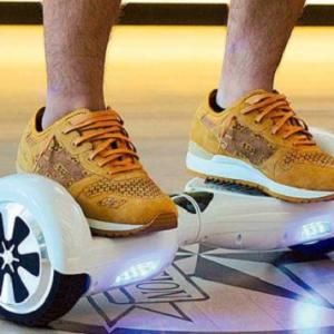 """BELI Hoverboard - smart balance wheel - Električni skejt/skuter 6"""" SEGWAY- hoverbord_3"""