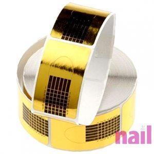 Papirni kalupi za nadogradnju/izlivanje noktiju - 500 komada_1
