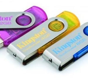 Kingston USB Data Traveler Flash memorija 2GB
