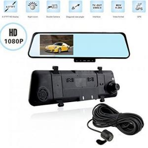 Retrovizor, Auto DVR i parking rikverc kamera_8