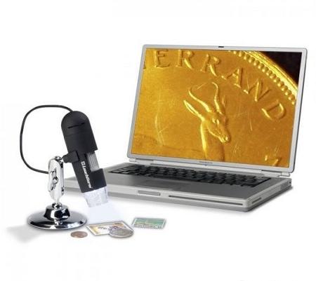 Digitalni USB mikroskop koji uvećava od 50 do 500X dfik317m8