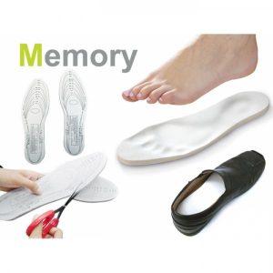 Ulošci za obuću od memorijske pene
