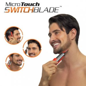 MicroTouch SWITCHBLADE Trimer - All In One_550