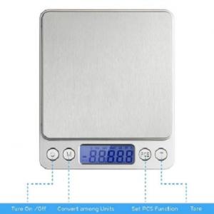 Precizna digitalna vaga 0.01 - 500g liumk2