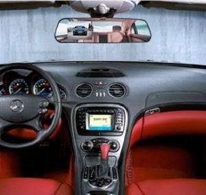 Retrovizor, Auto DVR i parking rikverc kamera_5