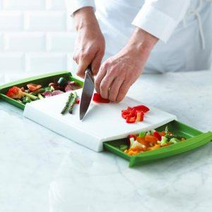 Kuhinjska Daska za seckanje hrane sa Fiokama
