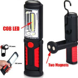 Punjiva LED radna lampa sa magnetima