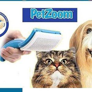 PET ZOOM - Specijalna četka + trimer za ljubimce
