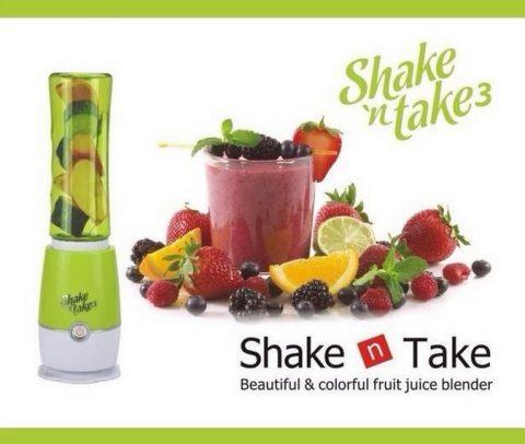 Shake n Take 3 - BLENDER sa 2 posude