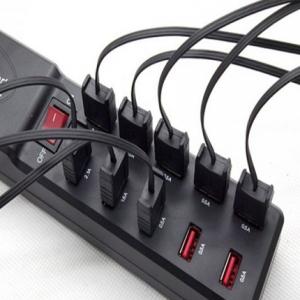 Multi punjač sa 10 USB izlaza - Produžni_1